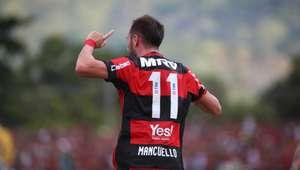Universidad Católica frena al Flamengo venciéndolo 1-0