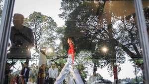 Ellus enfatiza a liberdade na São Paulo Fashion Week