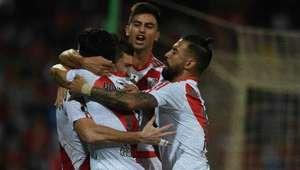 River Plate derrota 2 a 0 al Independiente Medellín