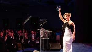 El look flamenco de Katy Perry que la hizo brillar (FOTOS)