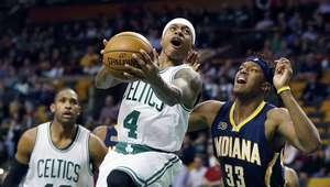 Celtics vencen a Pacers y mantiene el ritmo positivo