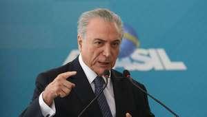 TSE pode julgar semana que vem cassação da chapa Dilma-Temer