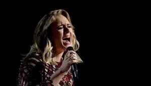 """Adele: """"No sé si vuelva a salir de gira alguna vez"""""""
