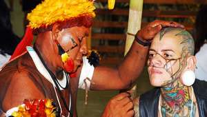 Wai Kru, el ritual de los tatuajes mágicos (VIDEO)