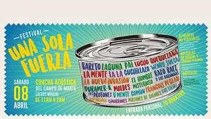 Anuncian festival #UnaSolaFuerza por los damnificados ...