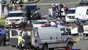 Una mujer fue la causante del incidente en el Capitolio ...