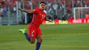 FIFA eligió a Alexis como el mejor de la jornada