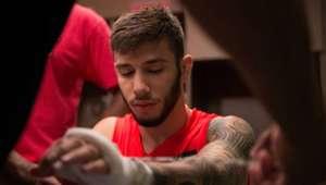Flagrado no doping, brasileiro é suspenso por um ano no UFC
