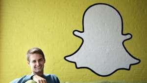"""Snapchat no quiere crecer """"en países pobres como India y ..."""