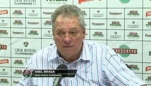 FLUMINENSE: Abel Braga elogia o volante Douglas do Vasco ...