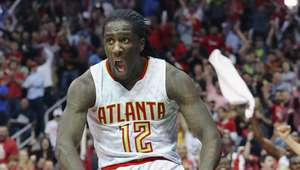 Hawks suman victoria para empatar serie ante Wizards