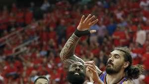 Rockets eliminan en cinco juegos al Thunder