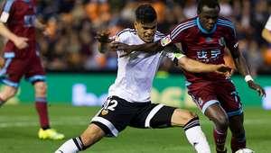 Mira en vivo Valencia vs Real Sociedad: Liga Española, ...