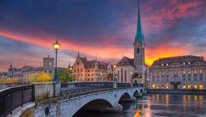 Imperdível! Passagem para Zurique com parada em NY por ...