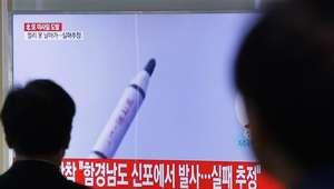 EUA cree que Kim Jong Un solo espera tener una ...