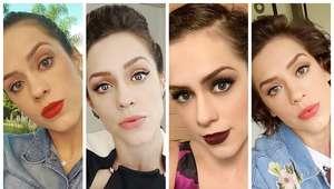 Camaleoa: inspire-se em 4 makes de Sophia Abrahão