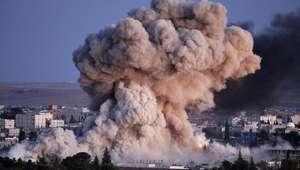 """Estado Islâmico cria """"grupo para armas químicas"""" na Síria"""