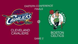 Cavs batem os Celtics mais um vez na final do Leste