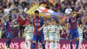 4-2. El Barça culmina una remontada estéril