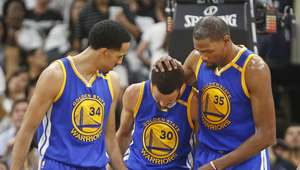 Mira en vivo Spurs vs Warriors: Playoffs de la NBA hoy lunes