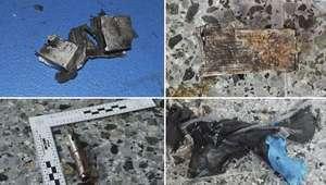 Así era la bomba que el terrorista usó en el atentado de ...