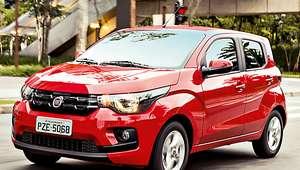 Avaliação: Fiat Mobi confirma evolução com novo câmbio GSR