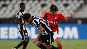 Estudiantes vence 1-0 al Botafogo