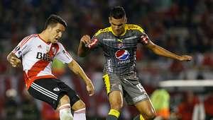 El Medellín vence 1-2 al clasificado River Plate