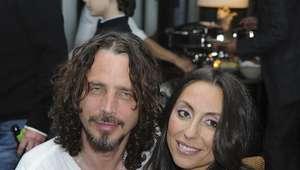 Viuda de Chris Cornell se despide del vocalista con ...