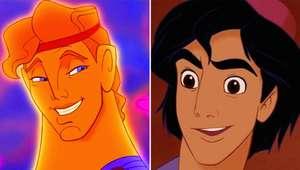 Artista leva os personagens hetero da Disney para ...