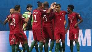 Mira en vivo Portugal vs Chile: Semifinal Copa ...