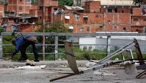 Greve de oposição na Venezuela paralisa parte do país