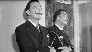 Exumação revela bigode intacto de Salvador Dalí