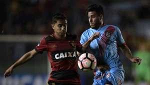 Sport perde para o Arsenal mas avança na Sul-Americana