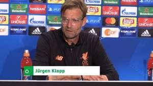 """Klopp: """"Estou satisfeito com a defesa do Liverpool"""""""