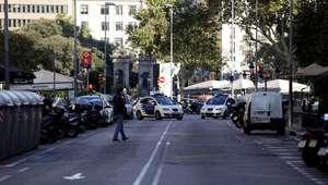 Polícia prende suspeito de atentado em Barcelona