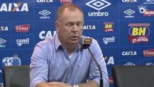 CRUZEIRO: Mano Menezes explica a opção por não poupar ...