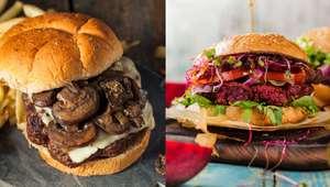 Confira dez receitas de hambúrgueres vegetarianos