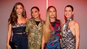 Confira os looks das famosas no São Paulo Fashion Week