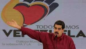 """Maduro chama Trump de """"novo Hitler"""": """"engula suas palavras"""""""