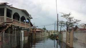 Maria atinge Ilhas Turcas e causa enchentes em Porto Rico