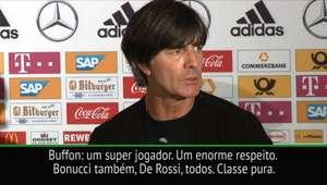 Löw: Atitude de De Rossi durante jogo da Itália mostra ...