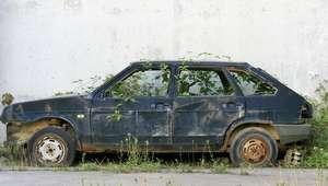 Vinte anos depois, homem encontra carro perdido em ...