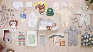 Finlândia: a caixa de papelão para bebês pode mudar de nome