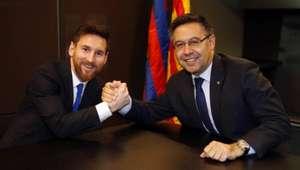 Os timaços que a nova multa de Messi poderia montar