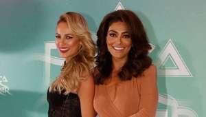 Juliana Paes e Paolla Oliveira protagonizam polêmica na web