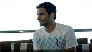 """Federer: """"É difícil imaginar que jogarei tão bem quanto ..."""