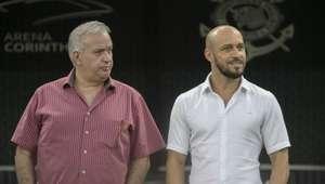 Corinthians recua, e busca por 9 será da próxima diretoria