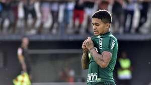Moisés volta, Dudu faz golaço e Palmeiras mantém 100%