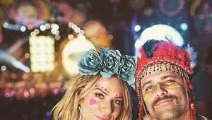 Famosos provam que dá para curtir Carnaval a dois